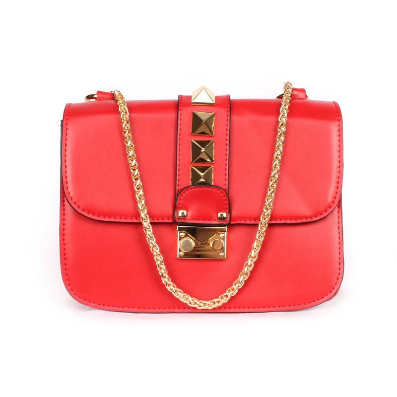 2015 Brand New Genuine Patent Leather Handbags Fashion Ladies Shoulder Messenger Bags Solid Color Women Bag bolsa feminina<br><br>Aliexpress