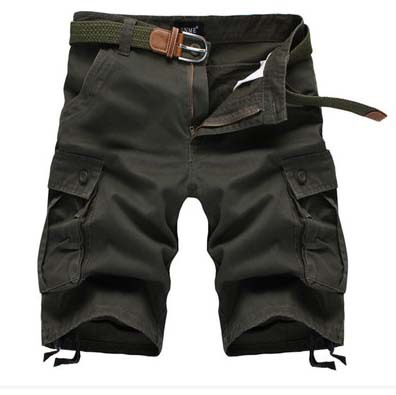 Мужские шорты Men Cargo short Pants 2015 4 men Loose shors