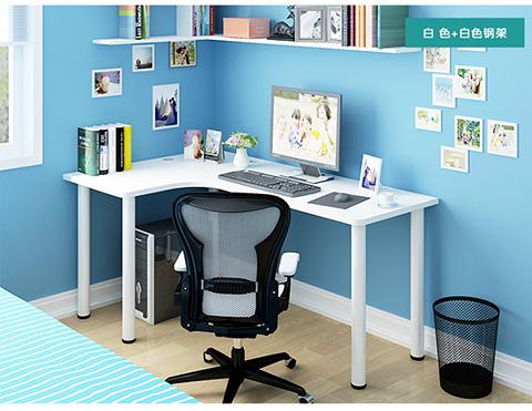Compra plegable escritorio de la esquina online al por for Mesas para esquinas