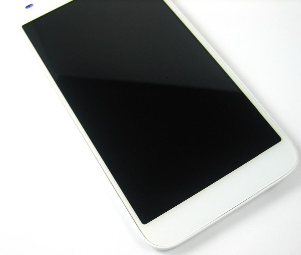 Полная замена ЖК-дисплей + Сенсорный экран digitizer + Frame для Huawei восходит Г7 Белый