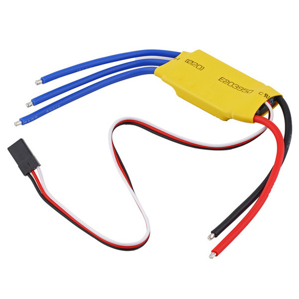 1pc 30A Brushless Motor Speed Controller Control RC BEC ESC for 450 Helicopter 450 550 mm Quad Multi Copter(China (Mainland))