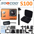 SOOCOO S100 4K Wifi Action Camera Gyro Stabilizer 30m Waterproof Diving Outdoor Mini Sport Camera DV