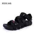Summer 2017 Men Sandals Vetnam Shoes Gladiator Man Sandalias Non slip Rubber Sole Outdoor Shoes
