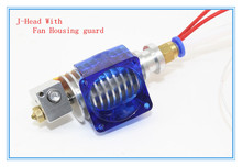 3D Printer J head Hotend For 1 75mm 3 0mm Direct Filament Wade Extruder 0 2mm