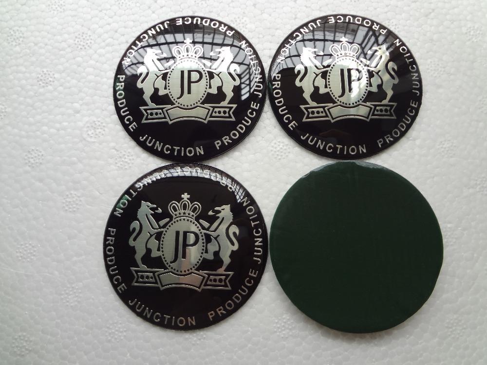 4pcs 60mm Wheel Center Caps Cover hubcap stickers for bmw vw mazda kia subaru benz toyota audi skoda Peugeot Hyundai JP pattern(China (Mainland))