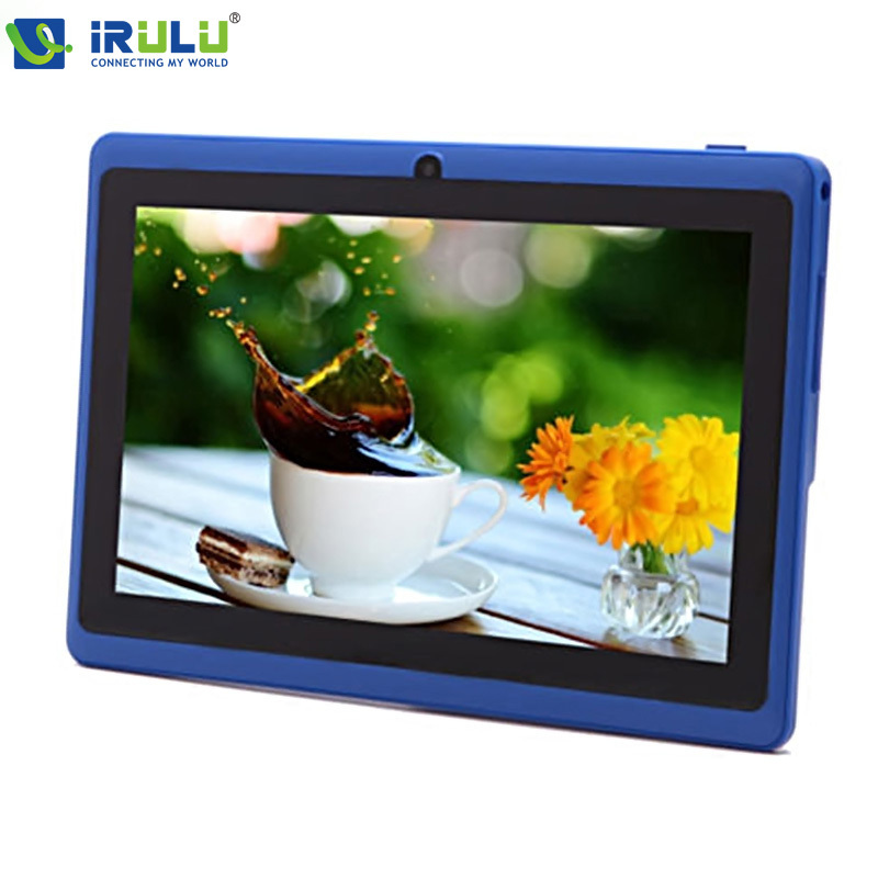 """iRULU eXpro X1a 7"""" Tablet PC 8GB ROM Quad Core Android Tablet Dual Camera External 3G WIFI Factory Price 2015 New Arrival Hot(China (Mainland))"""