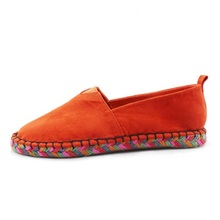 New Arrival Slip On Brand Designer Round Toe Women Espadrilles Shoes summer spring autumn outdoor walking driving loafers