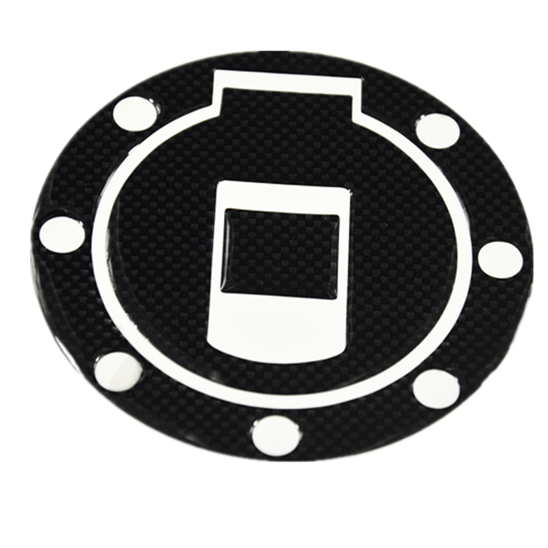 Universal Motorcycle Carbon Fiber Tank Pad Tankpad Protector Sticker Cover 1pcs R6 Z600 Z800 Z1000 Free Shipping(China (Mainland))