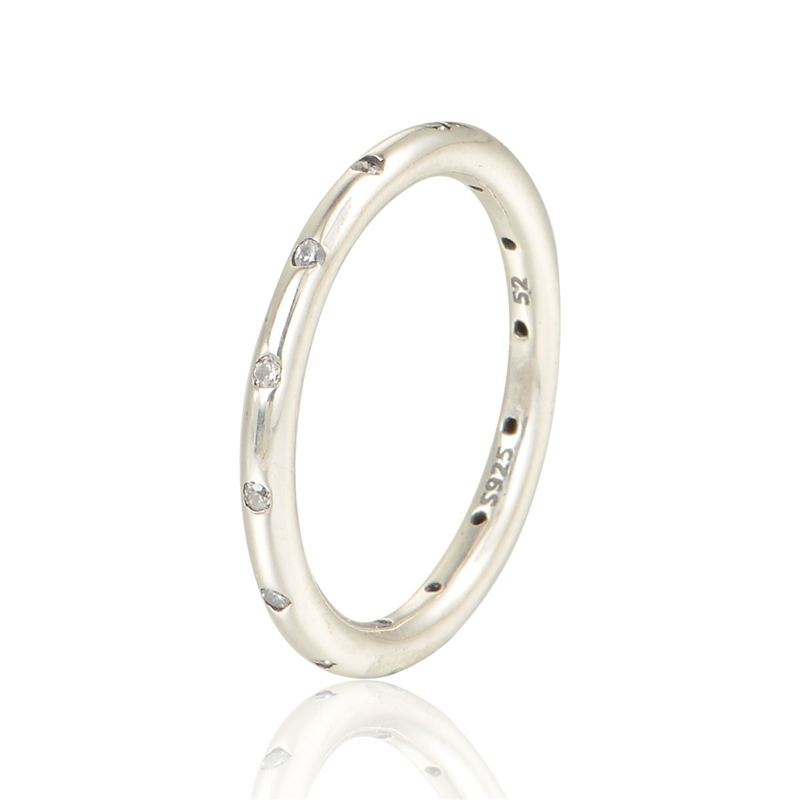 New 925 Sterling Silver Rings Sample Ring Lover Charms Wedding Rings Suitable for fashion Style Charm women Jewelry RIP147(China (Mainland))