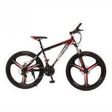 Buy MTB 14 Speed Double Disc Brake Bicycle 26 Inch wheels Aluminum Alloy Bicycle Frame Mountain Bike Variable Speed Bike for $281.06 in AliExpress store