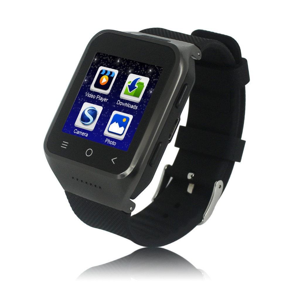 2015 android smart watch smallest watch phone 3G smart phone watch GPS WIFI 5.0 MP camera(China (Mainland))