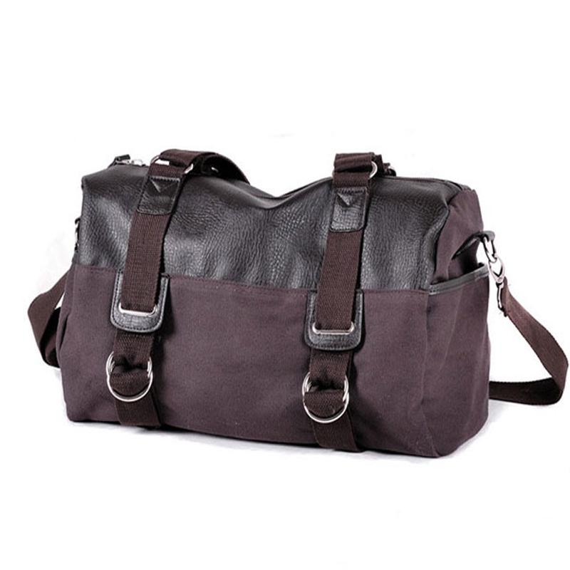 2015 New arrival casual men bags canvas large shoulder bags handbag for men male bolsa NB023(China (Mainland))