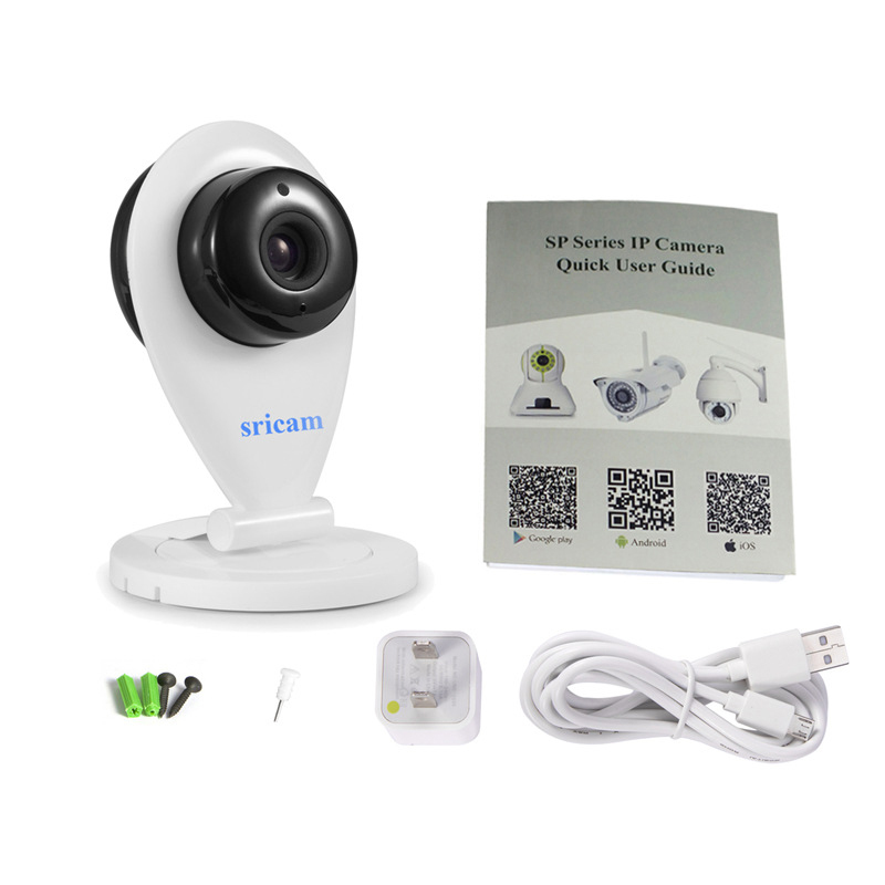 New Arrival High quality ip camera home security wifi wireless remote control camera system ptz camera free shipping(China (Mainland))