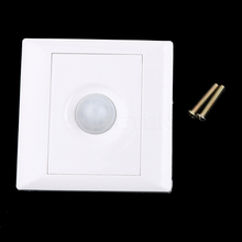 1pc Switch PIR Senser Infrared IR Switch Module Body Motion Sensor Switch for Home LED light Auto On off Lights Lamps 110V-220V(China (Mainland))