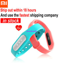 Original Xiaomi Mi Band 1S Heart Rate Monitor Smart Wristband Miband Bracelet For Android 4 4