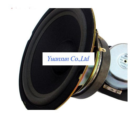 Lansing 6 5 inch 4 ohm 60 watt subwoofer car font b speakers b font bass