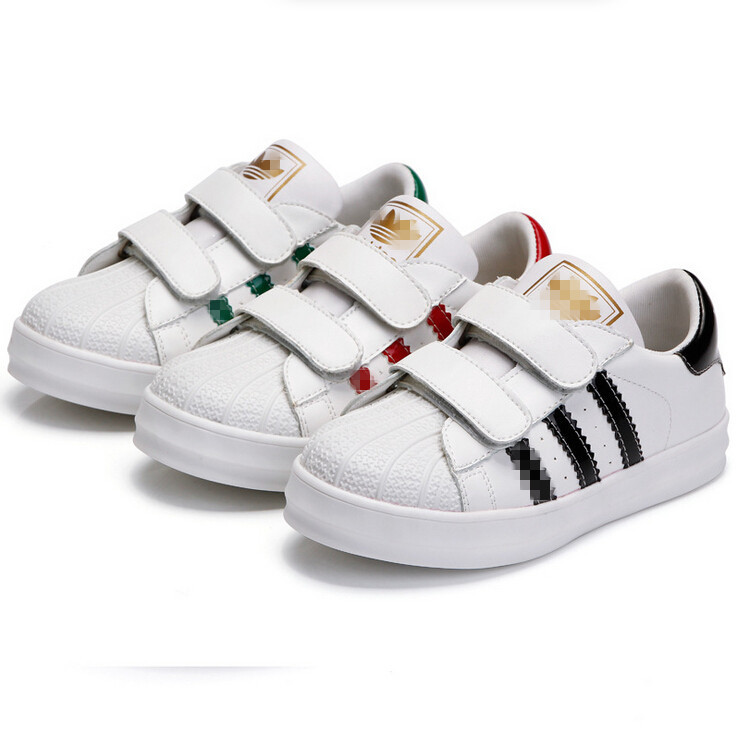 Hot trainer baby Children Shoes stripe brand Sneakers Boys tenis Girls boots Casual Kid Shoes Children's Sneakers size 21-30(China (Mainland))
