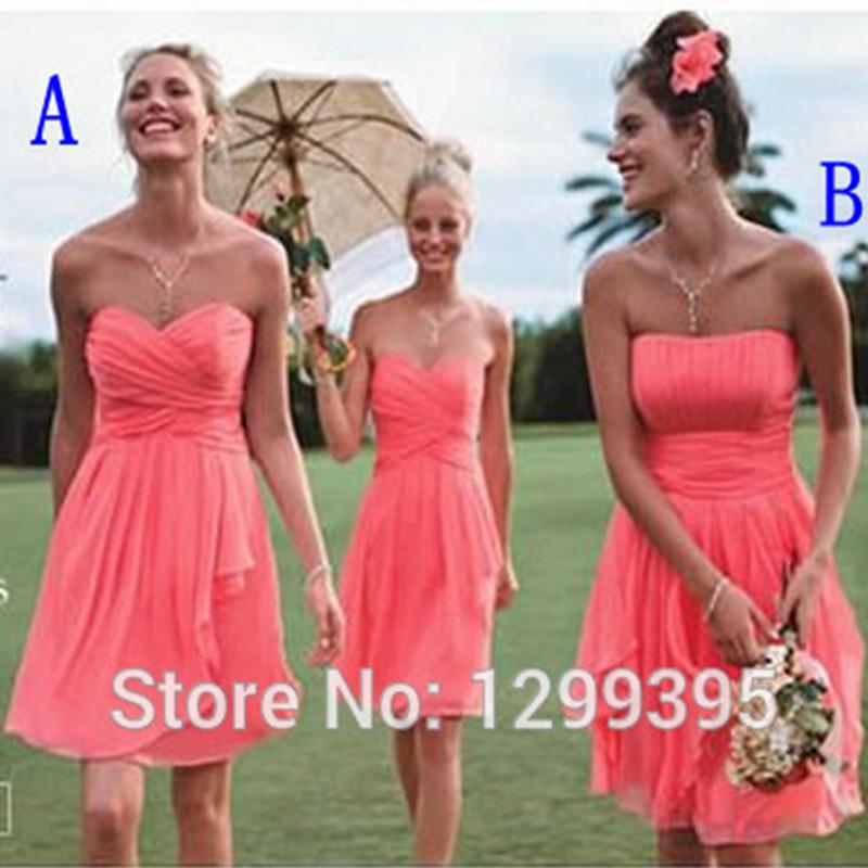 Online Get Cheap Short Bridesmaid Dresses under 50 -Aliexpress.com ...