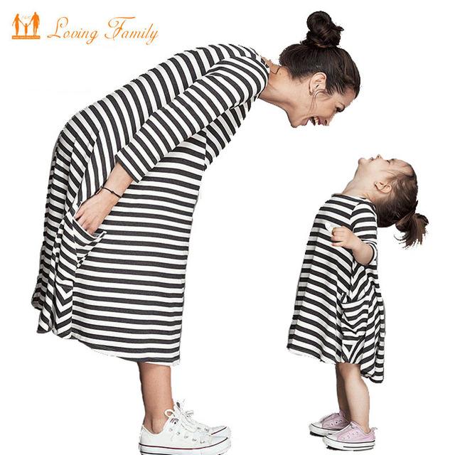 Семья Соответствующие Наряды, ребенок и мама платье ночная рубашка, платье девушки, ...