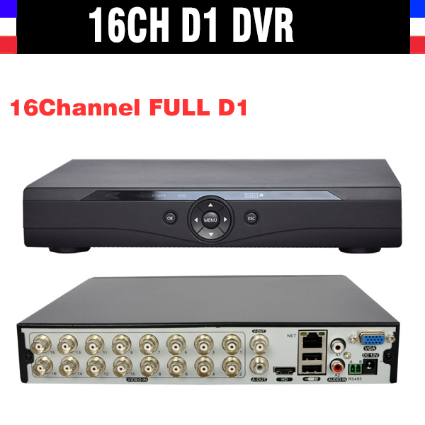 Cheap 16 CH Channel Full D1 CCTV DVR HDMI 1080p Output H.264 Video Surveillance Security Digital Video Recorder Support P2P WIFI(China (Mainland))