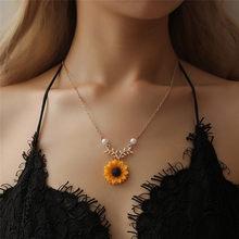 Étoiles Collier Femmes Foulard Kolye Or Argent Couleur Lune Colliers Boho Pendentifs Collares collier Collier femme Chaîne Bijoux G2(China)