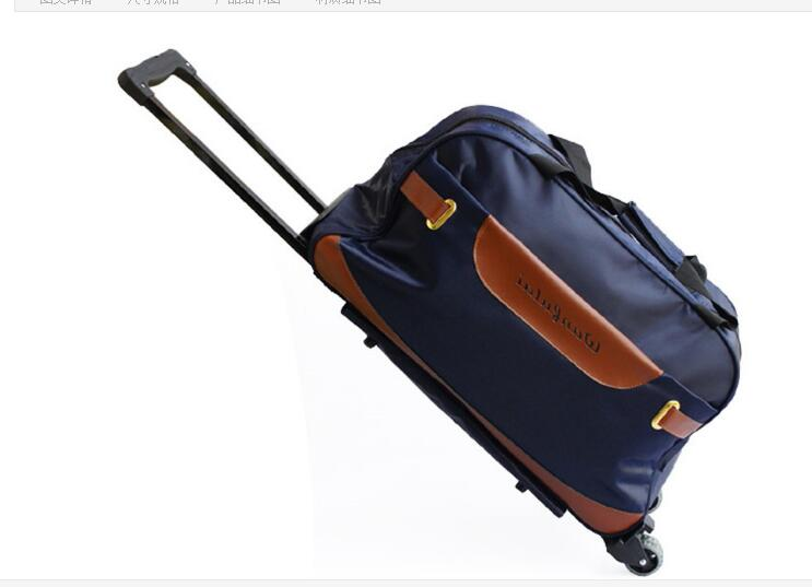 Popular Soft Trolley Bag-Buy Cheap Soft Trolley Bag lots from ...