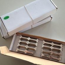 100pcs Good Quality Solar Cells Dog Bone Tabbing Wire For Sun power C60(China (Mainland))