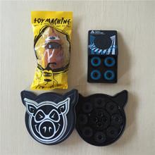 Toy Machine/Element Cyan/Pig Black Ops Skateboard Bearings Skate Bearing ABEC-5 Speed Skating Bearings(China (Mainland))