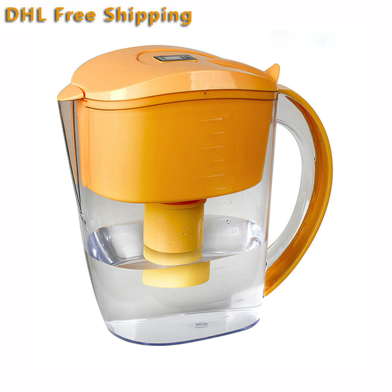 DHL free shipping Similar Brita Alkaline Water Pitcher Jug for Mineral Rich Alkaline Water(China (Mainland))