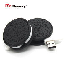 usb flash drive oreo mdel pen drive 2g/4g/8g/16g sub stick on hot sale flash memory stick usb 2.0 free shipping U disk