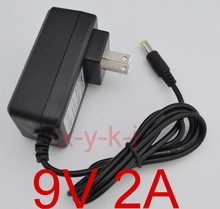 Buy 1PCS High AC 100V-240V Converter IC power Adapter DC 9V 2A 2000mA Power Supply US Plug DC 5.5mm x 2.1-2.5mm for $3.99 in AliExpress store