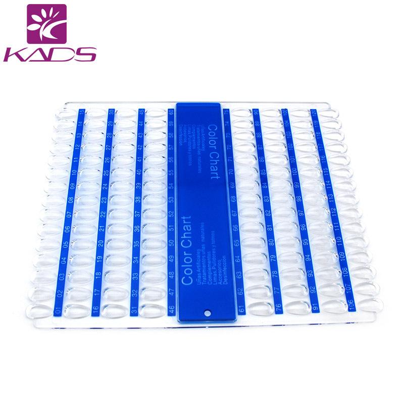 HOTSALE 120 Color Chart,120 Color Display Chart Nail Art Acrylic UV Pedicure nail art acrylic display tips +FREESHIP(China (Mainland))