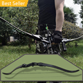40 Lbs 56 Inches Recurve Shooting Black Aluminum Bow Hunting Outdoor Leisure Athletic Bows The Highest
