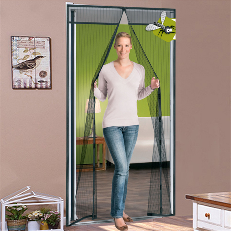 Newest Door Net Netting Mesh Screen Insect Fly Bug Mosquito Insect Fly Bug Mosquito Door Anti