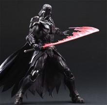 Star War PlayArts Kai Action Figures Darth Vader 270mm PVC Anime Model Toys Darth Vader Movie Toy Star War  Play Arts Kai