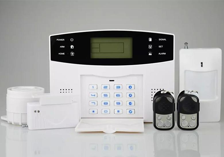 Фотография GSM Alarm System With LCD Display  433/315,900/1800,850/1900MHZ Burglar Alarm System