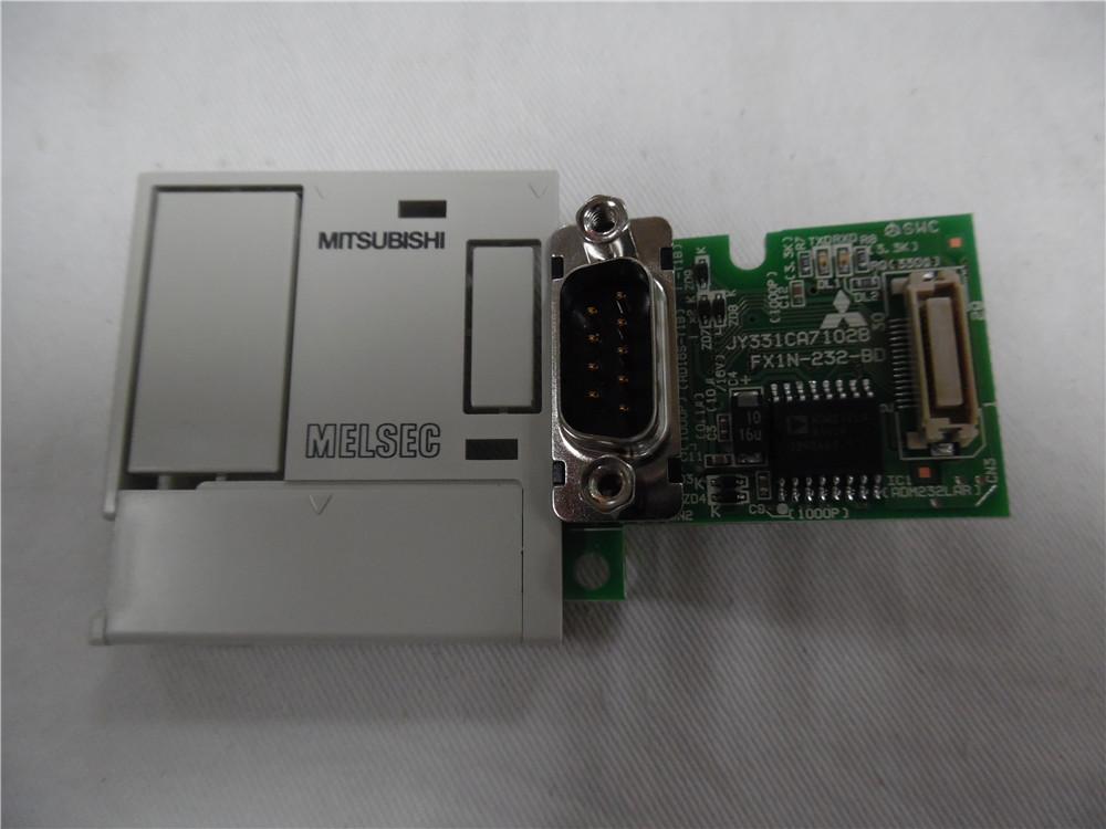 Original FX1N-232-BD Mit PLC RS-232C Communication Board Module New<br><br>Aliexpress