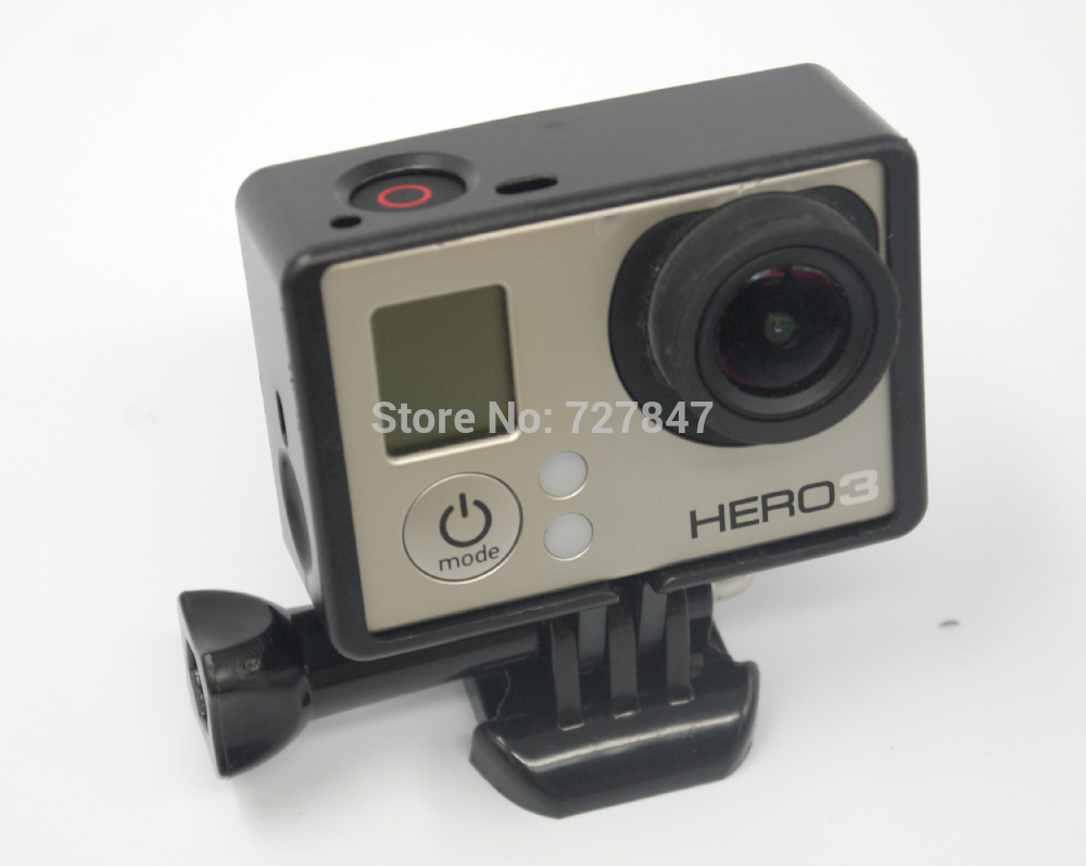gopro accesories gopro hero3 hero 3 camera the standard. Black Bedroom Furniture Sets. Home Design Ideas