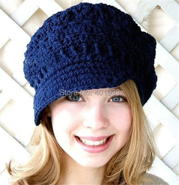 Spring Beret Knitting Pattern : hat fashion Picture - More Detailed Picture about New ...