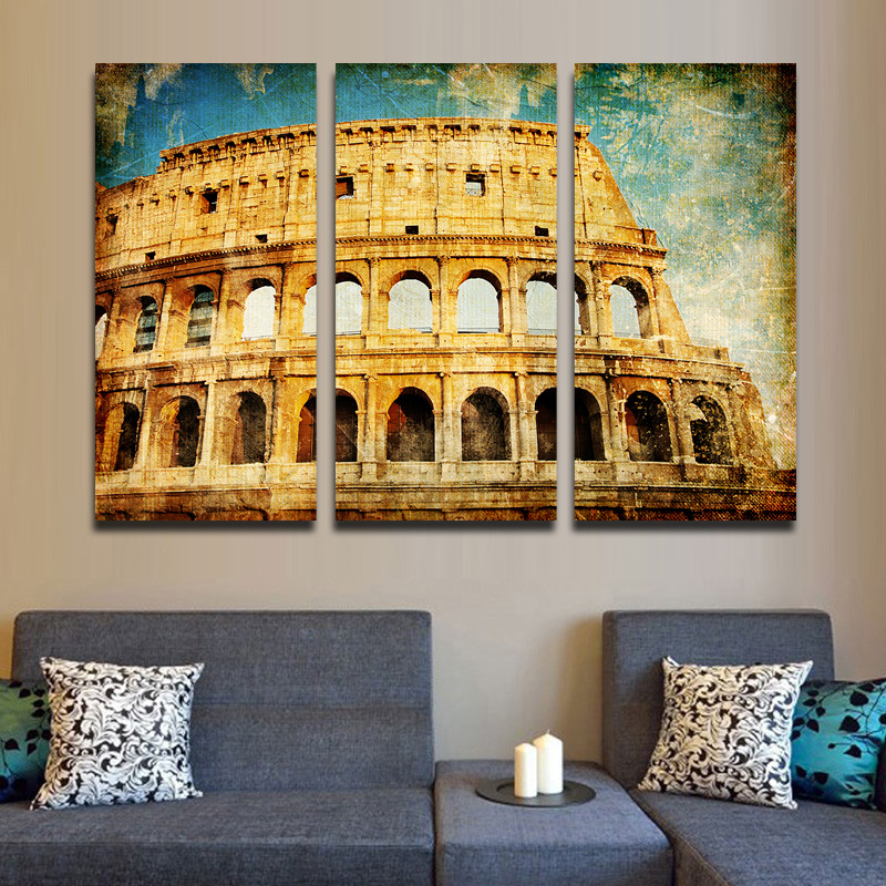 Italian Wall Art For Living Room : Get cheap italian landscape art aliexpress