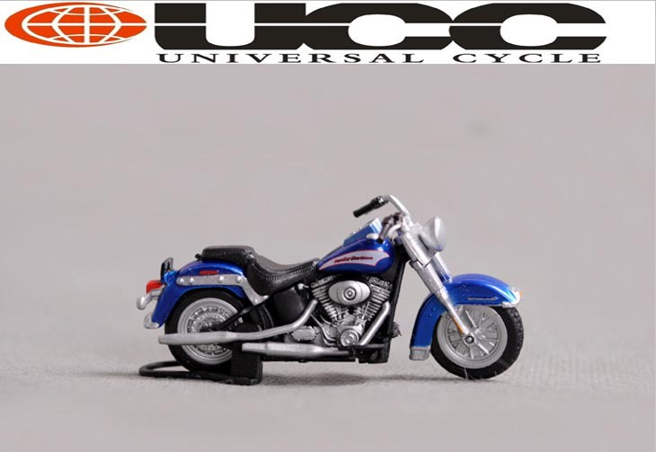 Brand New 1/42 Scale UCC Motorcycle Model Toys Japan genuine bulk CBR Motorbike Diecast Plastic Motorcycle Model Toy For Gift(China (Mainland))