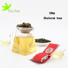 oolong tea tieguanyin 100g Promotion Top Grade Vacuum Pack Fresh Fragrance Natural Organic Chinese food tikuanyin tea H007