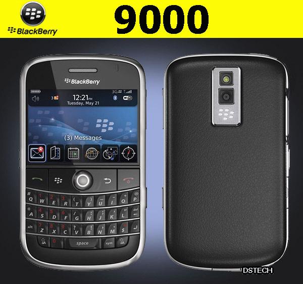 9000 Original Blackberry Bold 9000 Mobile Phone GPS WIFI 3G Unlocked Cell Phone Refurbished(China (Mainland))