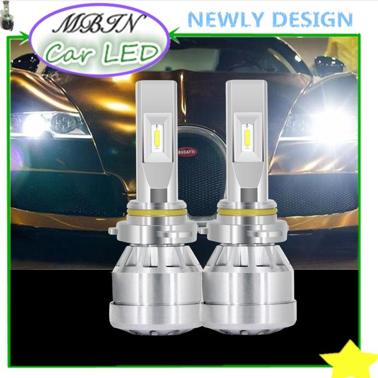 Value for money elegant M8 LED headlight PH-ZES kit 9012/HIR2 8000lm 36W 16000lm 72w IP68 Fog Driving Bulbs 100% plug and play(China (Mainland))
