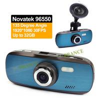 Автомобильный видеорегистратор F600 Ambarella Vison 120 DVR 1080P HD 1920 * 1080 30 h.264