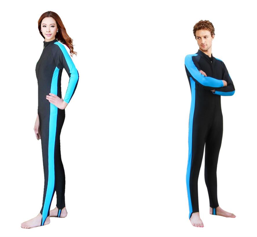 New arrival 2015 Snorkeling Diving Dress swimming Windsurfing Wetsuit Women and Men triathlon fishing swimwear wet