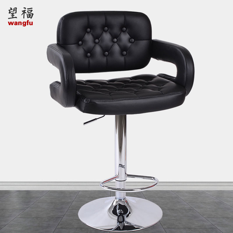Bar stools fashion simple barstool Continental lift swivel bar chairs Reception tall<br><br>Aliexpress