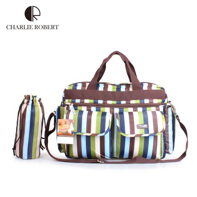 Дизайнер пеленки мешок большой мешок беременным Bolsa Maternidade Mochilas детские ...