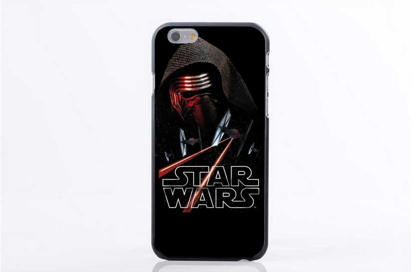 Fashion The Walking Dead Daryl Dixon Hard Case for iPhone 4 4s 4g 5 5s 5c 6 6s 6Plus Star Wars R2D2 Robot phone cover