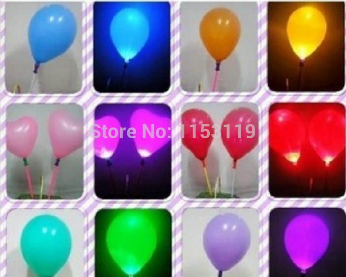wholesale led balloon lighting blinking flashing light led. Black Bedroom Furniture Sets. Home Design Ideas
